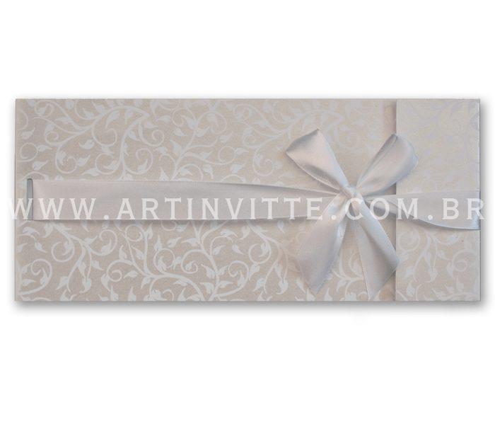 Convite de Casamento Paris PR 001