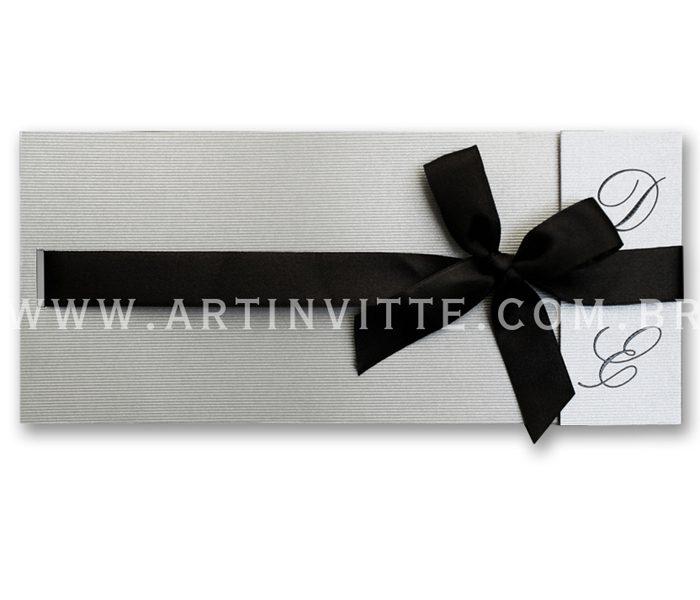 Convite de Casamento Paris PR 012