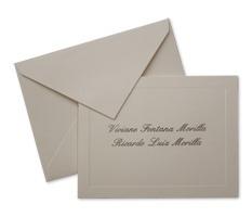 Cartão de Agradecimento 10x13cmCartão de Agradecimento 10x13cm