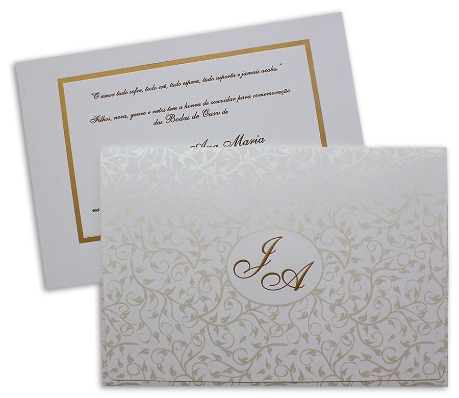 Convite de casamento Capri CP 018