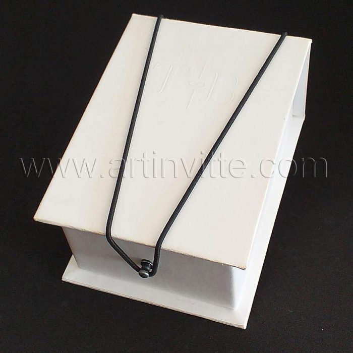 Caixas para padrinhos 003, gravata, taças, doces