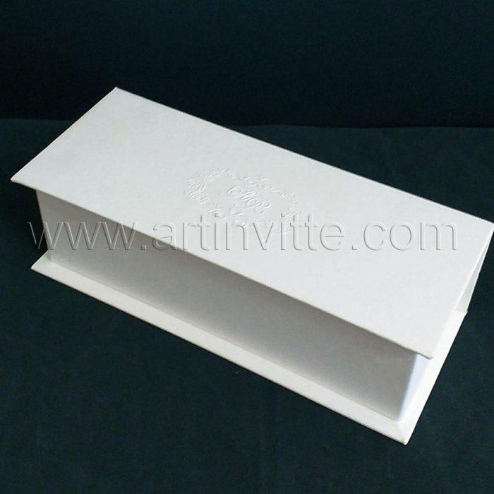Caixas para padrinhos 012, gravata, taças, doces