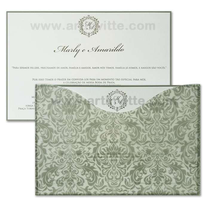 Convite de casamento Madri 038