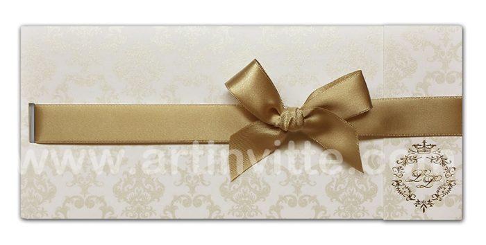 Convite de casamento Paris PR021
