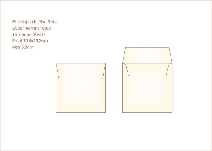 Envelope Aba Reta 001