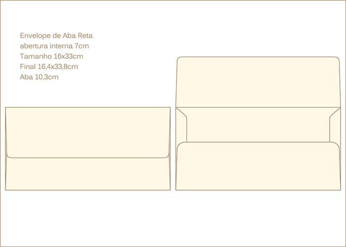 Envelopes Retos 45