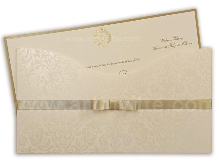 Convite de casamento Madri 034