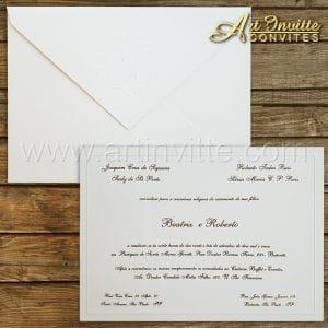 Modelos de convites de casamento 1