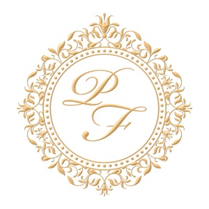 Brasão para convite de casamento modelo 104 - Art Invitte Convites