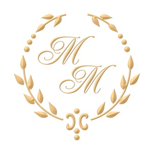 Brasão para convite de casamento modelo 17 - Art Invitte Convites
