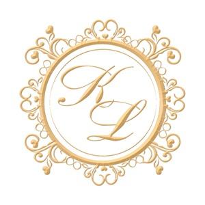 Brasão para convite de casamento modelo 18 - Art Invitte Convites