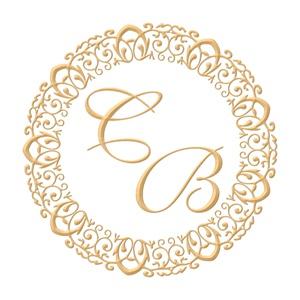 Brasão para convite de casamento modelo 23 - Art Invitte Convites