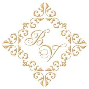 Brasão para convite de casamento modelo 29 - Art Invitte Convites