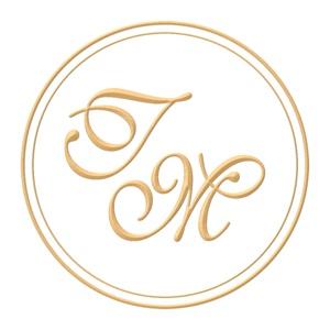 Brasão para convite de casamento modelo 30 - Art Invitte Convites