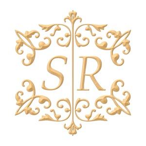 Brasão para convite de casamento modelo 51 - Art Invitte Convites