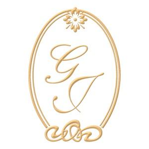 Brasão para convite de casamento modelo 56 - Art Invitte Convites