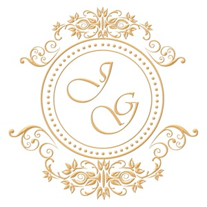 Brasão para convite de casamento modelo 59 - Art Invitte Convites