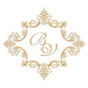 Brasão para convite de casamento modelo 63 - Art Invitte Convites