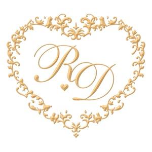 Brasão para convite de casamento modelo 79 - Art Invitte Convites