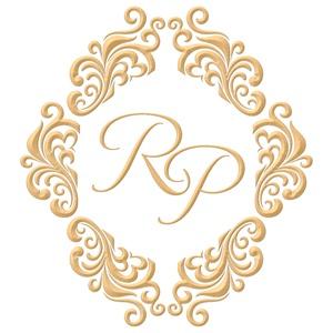 Brasão para convite de casamento modelo 83 - Art Invitte Convites