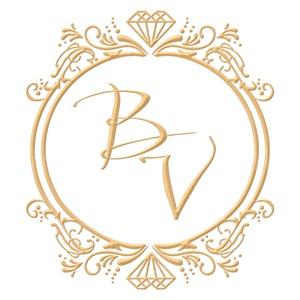 Brasão para convite de casamento modelo 91 - Art Invitte Convites