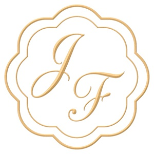 Brasão para convite de casamento modelo 93 - Art Invitte Convites