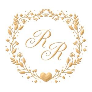 Brasão para convite de casamento modelo 97 - Art Invitte Convites