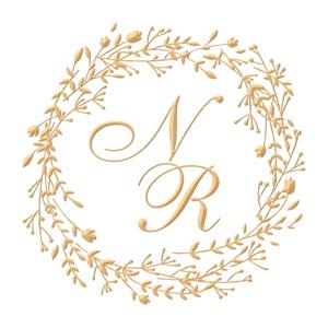 Brasão para convite de casamento modelo 99 - Art Invitte Convites
