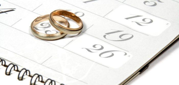 10 questões a se considerar na hora de escolher a data 7