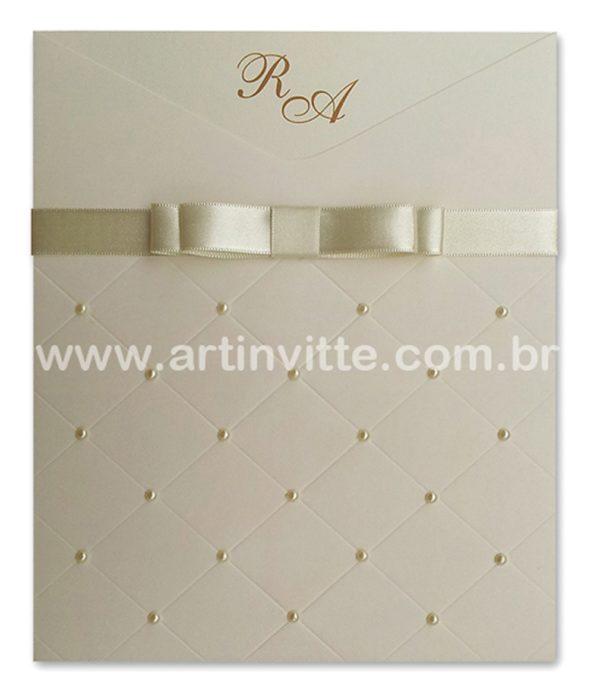 Convite de Casamento Fronha FR 033