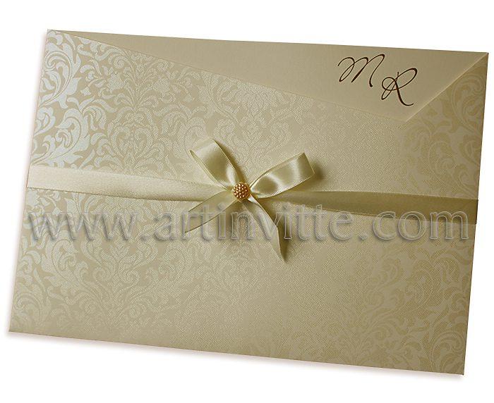 Convite para casamento Fronha FR 045